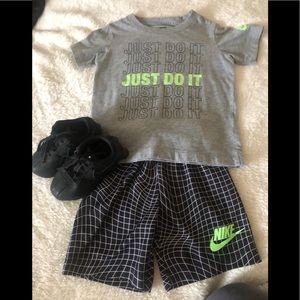 Toddler Nike Set